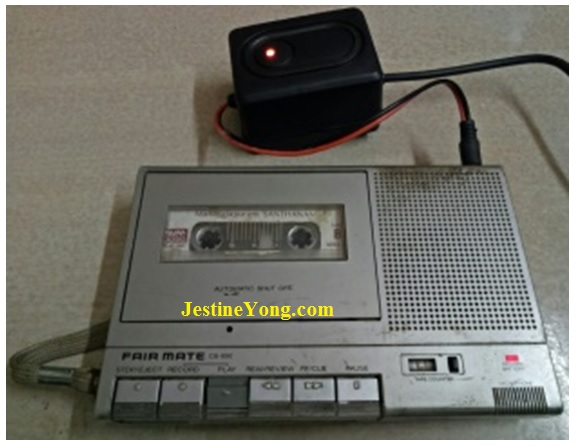 fairmate tape recorder repair and service