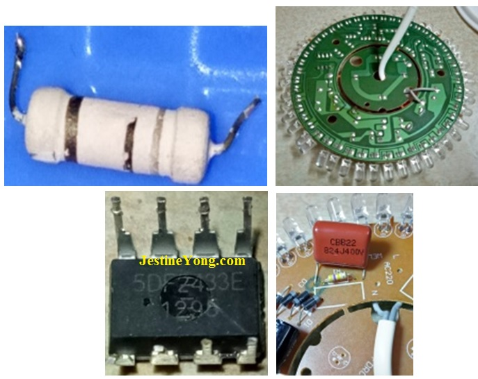 repair led light