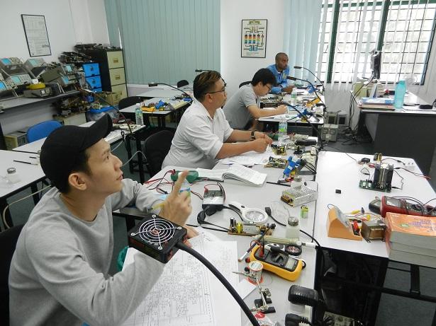 malaysia repair course