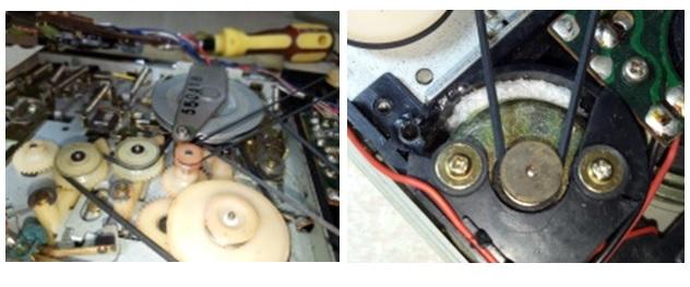 fairmate tape recorder fix and repair