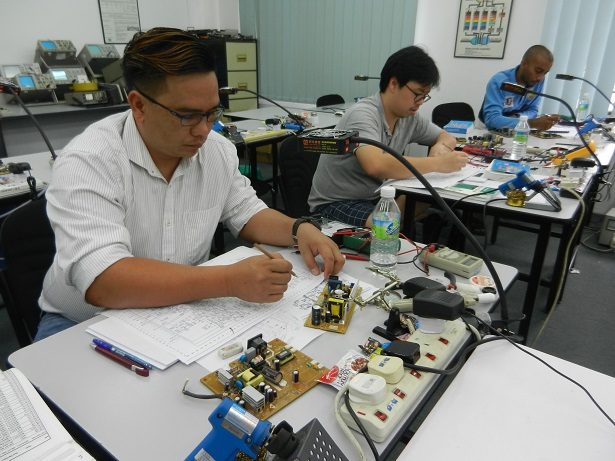 electronics training course