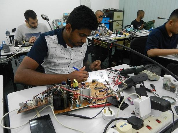 how to fix electronics