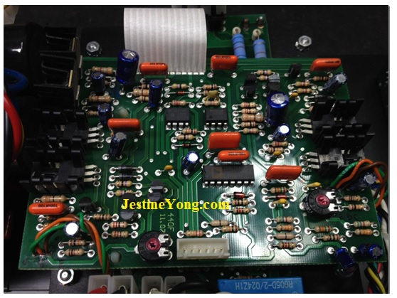 audio speaker improvement
