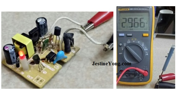 how to fix and repair power adaptor