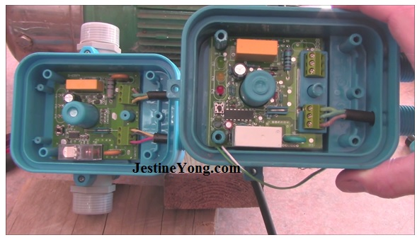 how to repair and fix kasa water pump
