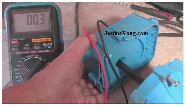 how to repair kasa water pump