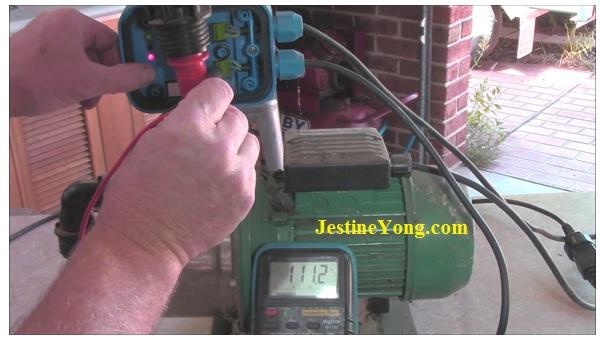 kasa water pump fix