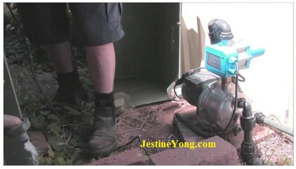 kasa water pump service