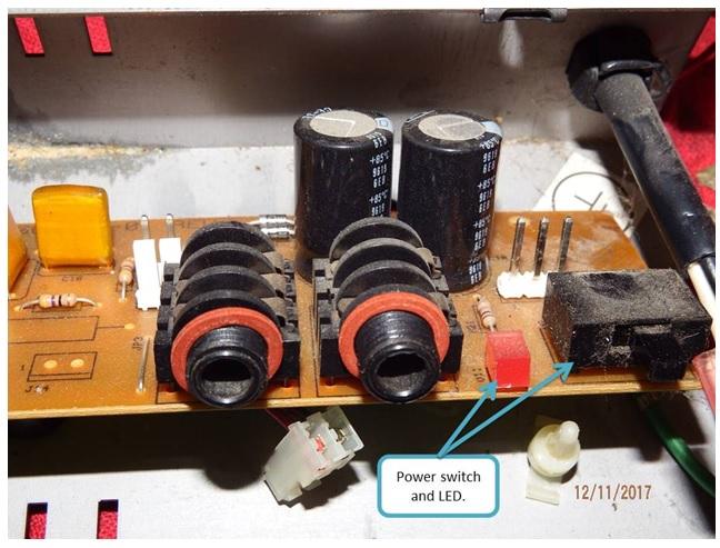 2200 filter capacitor