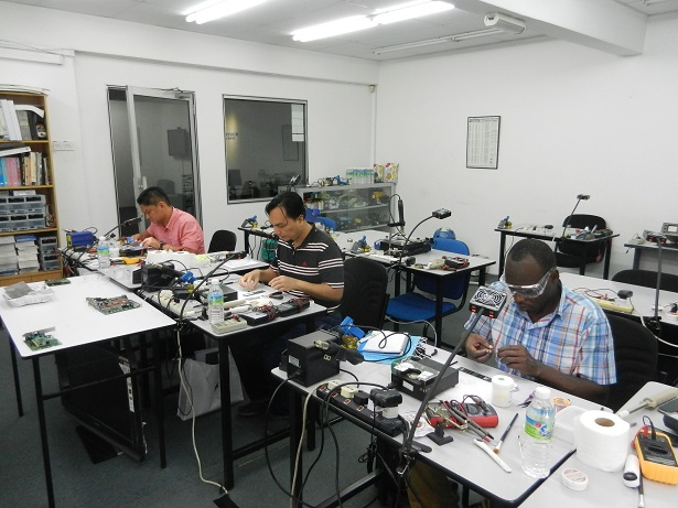 BGA Rework course