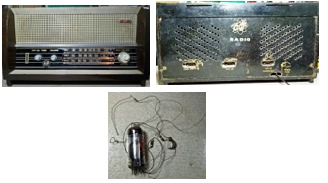 how to repair kreft valve radio