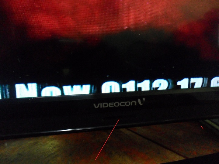 videocon led tv fixed