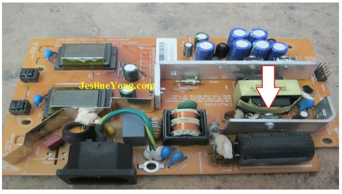 how to fix and repair lcd monitor