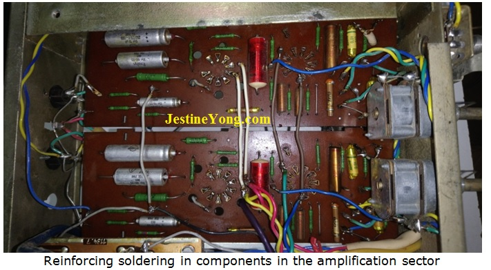 radio valve amplification