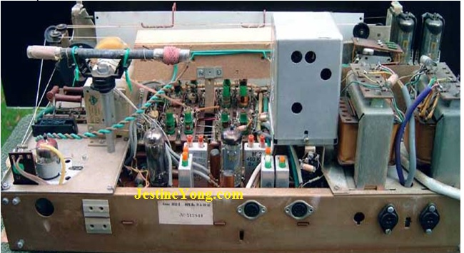 radio valve receiver repair