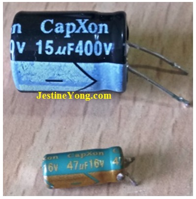 repair 12 v adapter