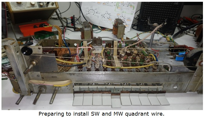 sw and mw quadrant wire