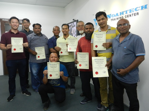 technical course for electronic