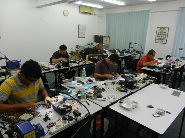 bga repair course