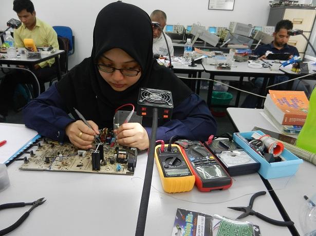 technical training course malaysia