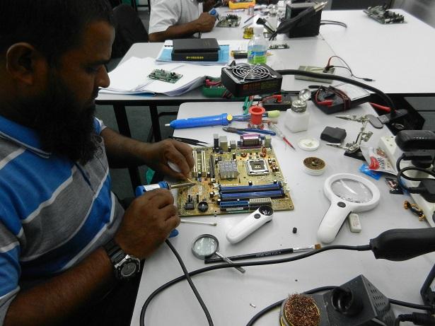 motherboard repairing course