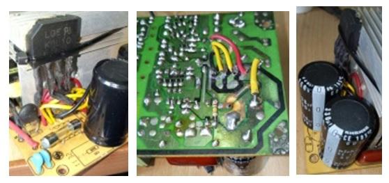 power supply circuit board
