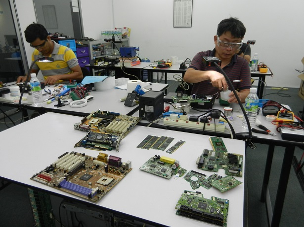 motherboard repair course