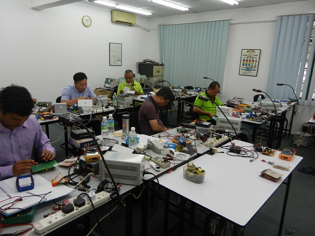 power supply repair courses