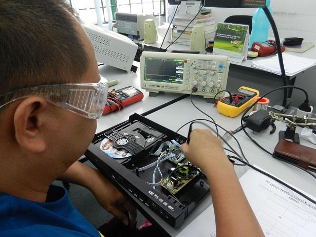 oscilloscope how to use