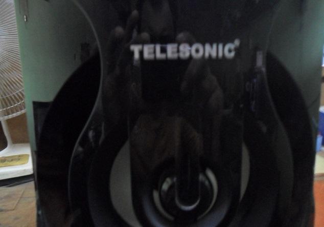 TELESONIC 5.1 Chanel Vibrate Sound