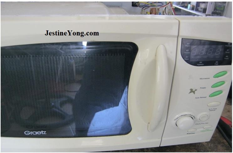 graetz microwave oven repair