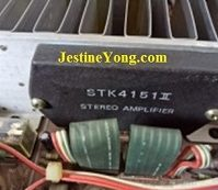 how to fix amplifier
