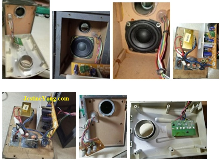 how to fix multmedia speaker