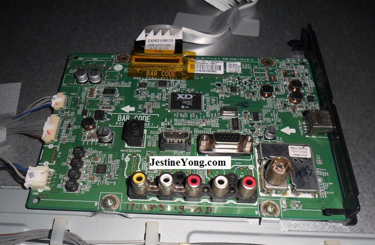 How To Repair Led Tv Mainboard Electronics Repair And Technology News