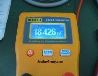 m6013 capacitor checker