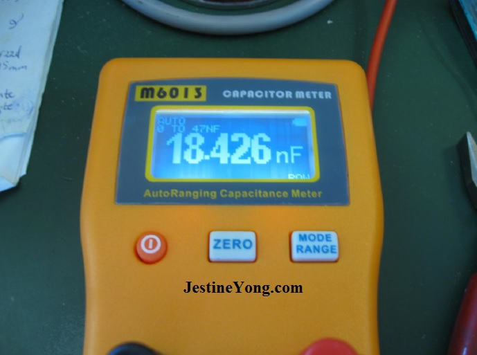m6013 capacitor tester