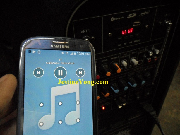 phone bluetooth active speaker