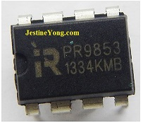 pr9853 power ic bad