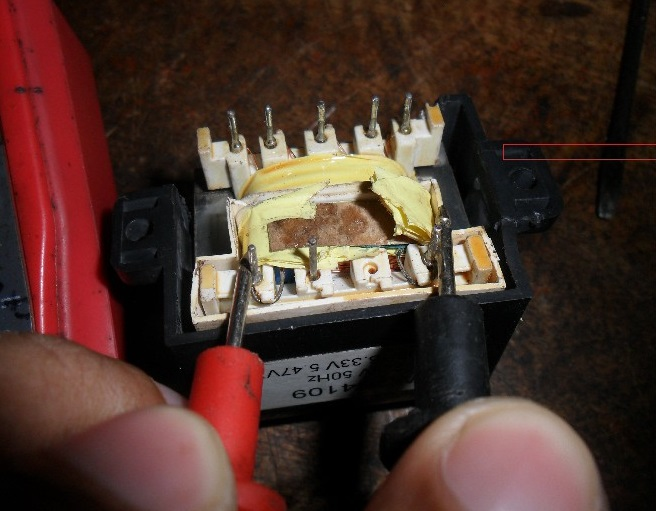 check microwave oven main fuse