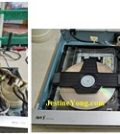 how to fix dvd player no power