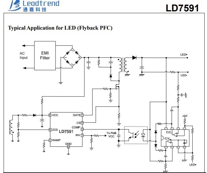 ld7591 ic datasheet