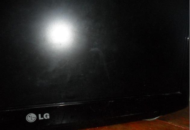 lg led tv no power