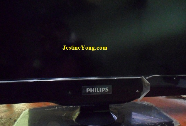 no power in philips lcd tv repair