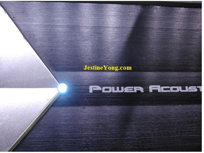 power acoustic no power repair