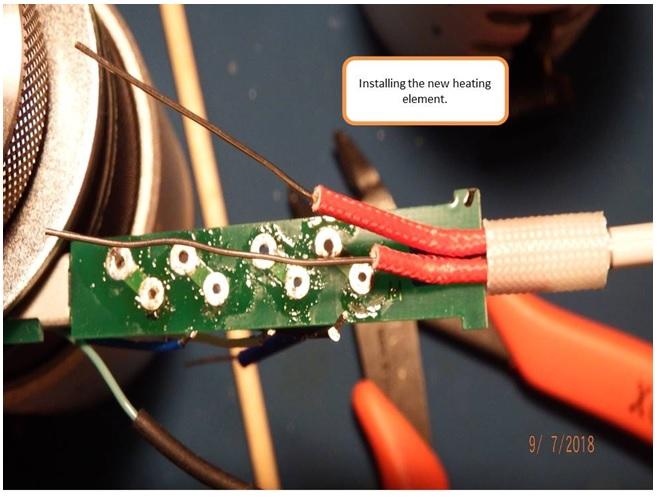 hakko solder parts