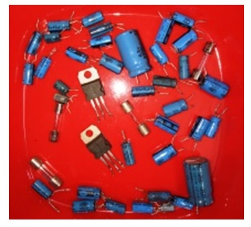 bad capacitors and fets