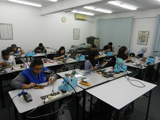technical training class
