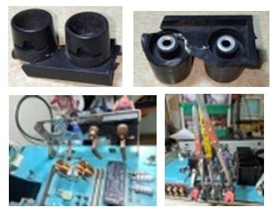 repair amplifier board