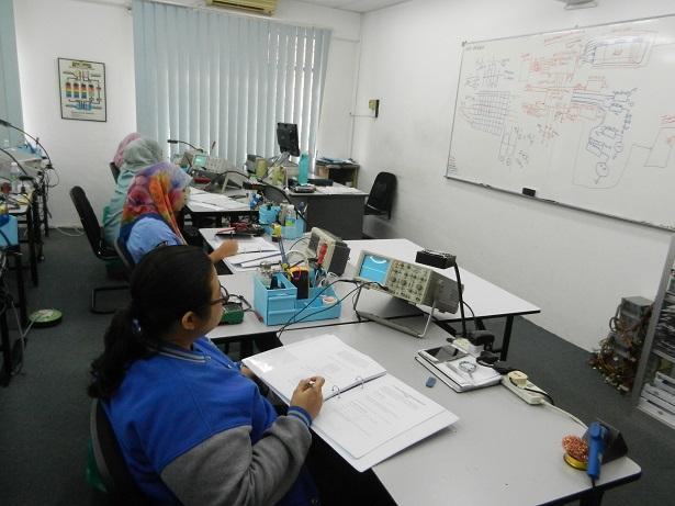 repairing class in malaysia