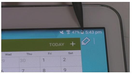 Samsung Galaxy Tab 4 10.1 wifi reception